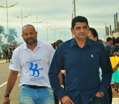 Paulo Márcio e Luis Costa