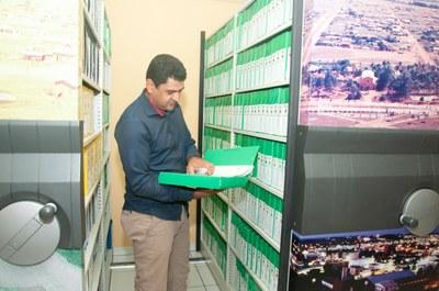 Digitalização acervo histórico Instituto Memória