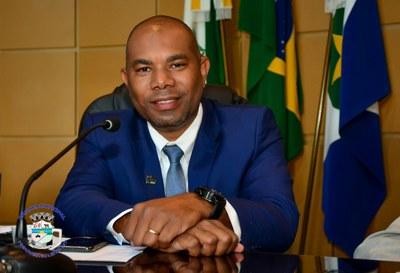 Vereador Luis Costa - Sessao Ordinaria