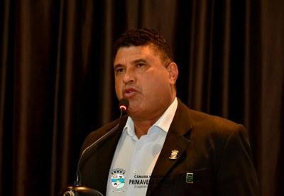 Vereador Araújo do Sindicato (PP)