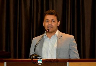 Vereador Carlos Instrutor (PSC)