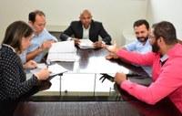 ÁGUAS DE PVA: Câmara recebe vereadores de Campo Verde que buscam informações sobre CPI