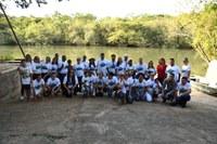 Com o objetivo de conscientizar a população sobre a importância da preservação ao meio ambiente, Câmara Municipal realiza ação no Rio das Mortes