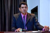 Em tribuna, presidente Paulo Márcio defende convênio para a construção de casas para funcionários públicos e policiais
