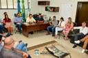 Reunião entre vereadores, prefeito e secretários possibilita discussão de projetos importantes para o município
