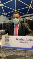 Kinha solicita manutenção com cascalhamento nas estradas do Vale Verde e região