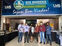 Legislativo de Primavera do Leste participa da XIX Marcha dos Vereadores e Vereadoras do Brasil.