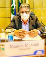 Presidente Manoel Mazzutti destacou produtividade