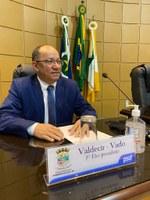 Vado solicita a CMTU a colocação de placas de sinalização no Jardim Itália e bairro Castelândia