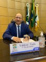 Vereador Vado assume presidência da Câmara e preside sessão ordinária