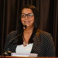 Vereadora Carmen Betti fala das ações desenvolvidas pela Sala da Mulher