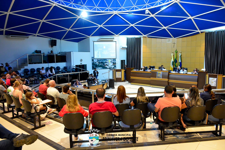 Vereadores aprovam criação de programa para beneficiar famílias que moram nas margens da BR-070