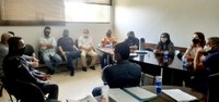 Covid 19 - Vereadores se reúnem com representantes da segurança pública e pedem que fiscalização seja intensificada