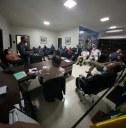 Vereadores sinalizam apoio financeiro a conclusão das obras do Batalhão da PM